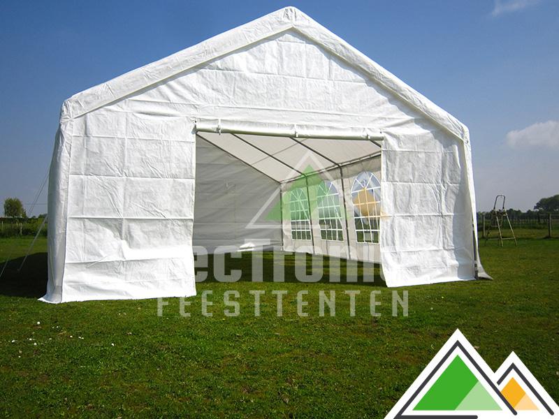 Tente de jardin 3 x 6 m à vendre