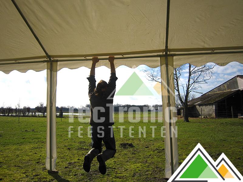 Tente party en PVC à vendre - parfaitement imperméable